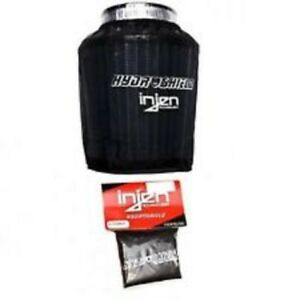 Injen Air Intake Filter Hydroshield Black Pre Filter Cover X 1035 Black
