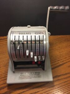 Check Writer Paymaster 8000 Series