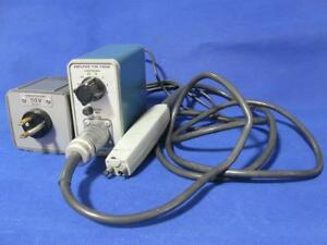 Used Good Tektronix Amplifier P6046 Differential Probe Power Supply
