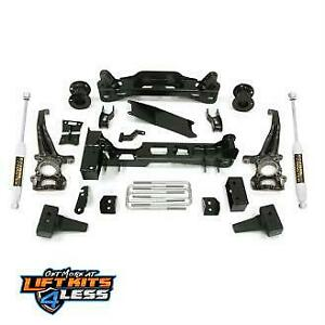 Trail Master Tm403n 6 0 Knuckle Suspension Liftkit W R Ngs Shck For 09 14 F150