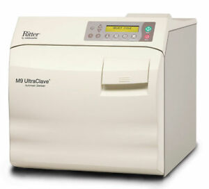 New Ritter Midmark M9 Ultraclave Steam Sterilizer Fully Automatic M9 022