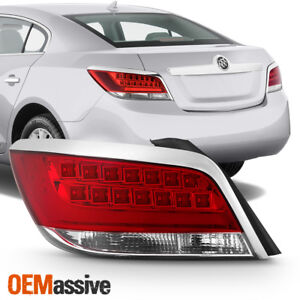Fits 2010 2013 Buick Lacrosse Led Tail Light Driver Left Side Replacement