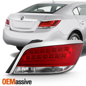 Fits 2010 2013 Buick Lacrosse Led Tail Light Passenger Right Side Replacement