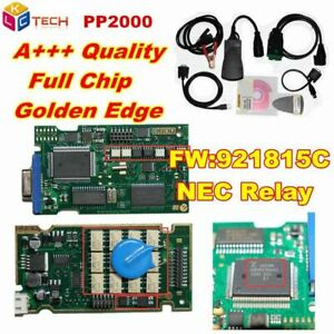 Pcb Board Lexia 3 Pp2000 Full Chips With Diagbox V7 83 Firmware Diagnostictool