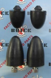 1939 1956 Buick Front Control Arm Bumpers Set Of 4 Free Shipping