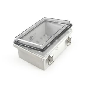 Ul Cul Listed Watertight Box With A Hinged Latching Cover Din Rail Included 71