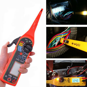 Multi function Auto Circuit Tester Multimeter Lamp Car Repair Automotive Electri