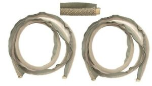 Pair Of Gray Wind Lace Fits Willys Pickup Station Wagon Sedan D