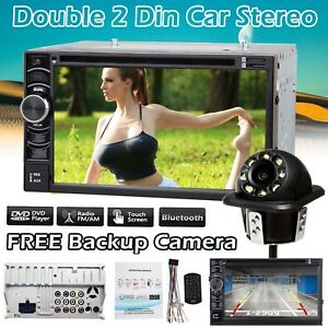2din 6 2 Car Dvd Radio Player For Opel Vauxhall Zafira Astra Corsa Vectra Camera