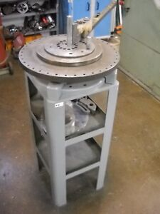 Diacro Di acro Fabrication Bender No 2 On Factory Stand Plus Extras