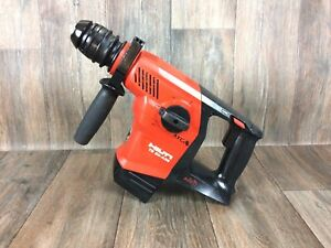 Hilti Te 30 A36 Li ion Rotary Hammer Drill Lithium Battery Sds plus A 36v Volt
