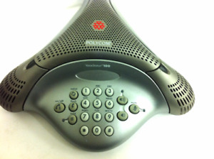 Polycom Voicestation 100 Confernce Phone Unit A2012500145e