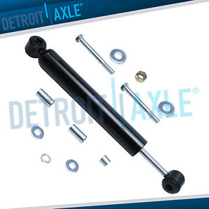 4wd Front Steering Damper Shock For K2500 Yukon Grand Cherokee Wrangler Shock