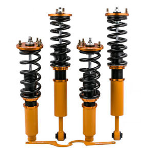 Coilovers For Acura Tsx 2004 2005 2006 2007 2008 Honda Accord 03 07 Adj Height