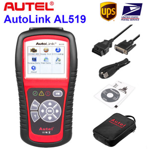 Autel Al519 Obd2 Eobd Can Car Fault Code Reader Scanner Diagnostic Scan Tool
