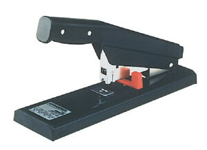 Bostitch Antimicrobial Heavy Duty Stapler Black