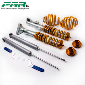 Adjustable Suspension Coilovers Set For 92 98 Bmw 3 series E36 325i 325is Coupe