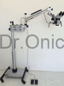 Floor Type Dental Microscope 3 Step 90 Fixed Binoculars by Dr onic