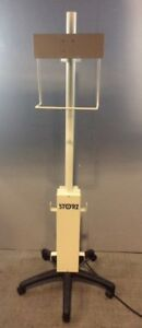 Storz 9401ms Secondary Monitor Mobile Tower 2 Medical Healthcare Monitoring