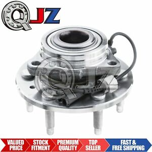 2007 2012 Chevrolet Tahoe Front Hub Bearing Awd 4x4 4wheel Drive Assembly Abs