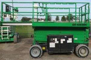 Biljax 45xa 4wd Dual Power Boom Lift Special Pricing