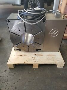 Haas Hrt 450 4th Axis Rotary Table 2016 Model