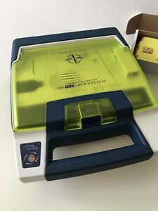 Cardiac Science Powerheart G3 Aed Automatic Defibrillator With New Battery New
