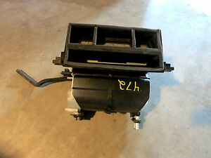04 Subaru Impreza Wrx Rs Heater Heat Core Box Housing Assembly Oem Evap Element
