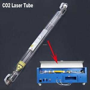 710mm 40w 10 6 m Laser Glass Tube For Co2 Laser Engraver Cutting Machine