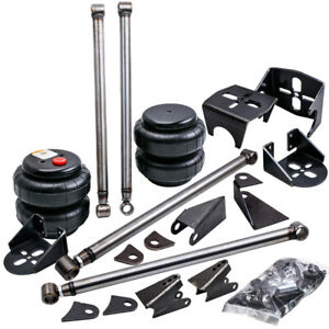 Triangulated 4 Link Kit Brackets 2500 Bags Air Ride Suspension