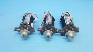 Electro craft Servo Motor 240 026 0888 1 E240 Lot Of 3