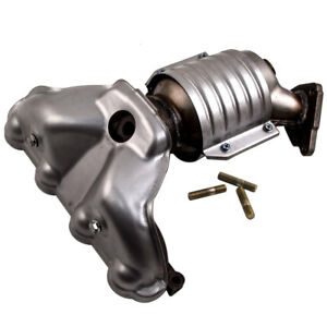 Exhaust Manifold For 1998 1999 Honda Civic Cx 4cyl 1 6l With Catalytic Converter