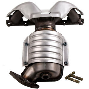 Exhaust Manifold Catalytic Converter For 1996 2000 Honda Civic Hx Dx Lx L4 D16