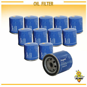 12pcs New Premium Spin On Engine Oil Filter Case Of 12 Fit Gm Various Models
