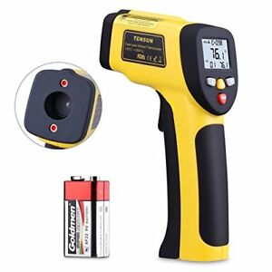 Digital Infrared Thermometer Dual Laser Temperature Gun Instant Read Handheld