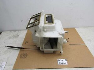 97 98 99 00 01 Honda Prelude Heater Core Housing Box Actuator Servo Motor