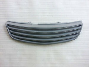 Front Radiator Grille Unpainted For 2006 2011 Chevy Epica Tosca