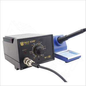 Best Bst 936b Thermostatic Soldering Station Anti static Electric Iron Station