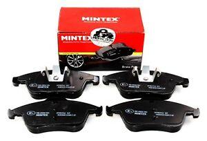 Mintex Front Axle Brake Pads For Renault Mdb3030 real Image Of Part