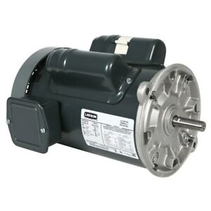 Choretime Motor 1 Hp 1725 115 208 230 56yz Feed Auger Replacement Motor