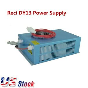 Us Stock Reci Dy13 Power Supply For W4 S4 Co2 Sealed Laser Tube 110v Oem