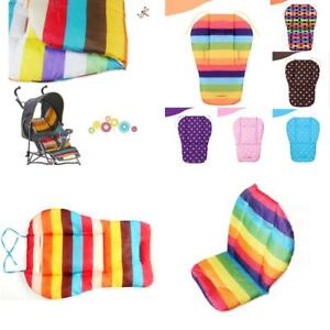 Hot Products Cart Pad Cart Accessories Baby Universal Cushion Thickened Rainbow