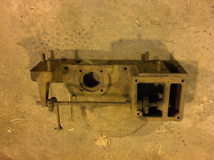 Caterpillar Cat Pv15 15 Gas Antique Crawler Front Engine Panel Cover