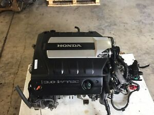 Jdm Honda Accord 2003 2004 2005 2006 2007 V6 3 0l Engine J30a Vtec