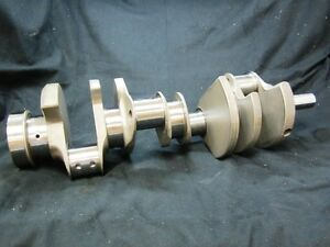 Ford Sbf 351w 408 Forged 4340 Steel Crankshaft 4 000 Stroke 2 100 Rj