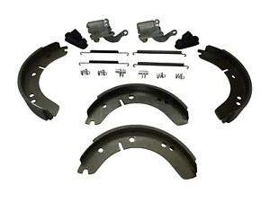 Rear Brake Kit For Mga Includes Shoes Wheel Cylinders Springs Adjusters Boots