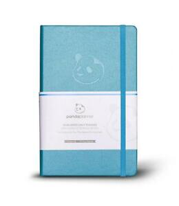 Panda Planner Cyan Best Daily Calendar And Gratitude Journal To Increase Pro