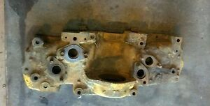 Cat Caterpillar Antique D2 D4 Pony Motor Intake Exhaust Coolant Manifold Engine