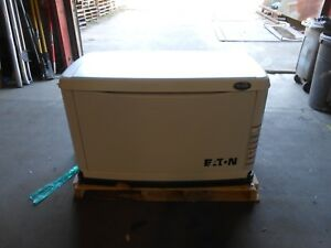 Eaton Egena11 Generator Standby 11 Kw Air Cool 120 240 Single Phase New