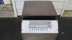 Antique Pitney Bowes post o meter Postage Scale